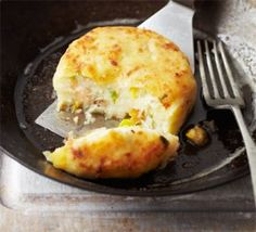 These simple-to-make fish cakes are ideal as a family meal or can be made and frozen individually as a quick last-minute kids supper, from toddlers to teens.