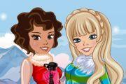 Zoe & Lily: Snowy Holida.. - http://www.oyun-play.com/kiz-oyunlari/zoe-lily-snowy-holida/