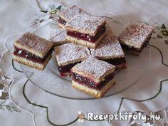 Szilvás pite pudinggal | Receptkirály.hu Tart, French Toast, Deserts, Pie, Sugar, Cookies, Breakfast, Sweet Stuff, Foods