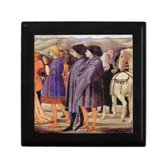 Adoration of the Kings by Masaccio Gift Boxes