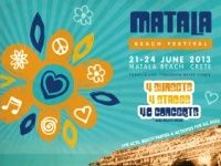 Matala Beach Festival will take place from June 21 to 24, with an even richer programme and hippie-beach fun at the spectacular Matala beach in #Crete. Three stages and more than 200 artists will perform at the festival, with #DJ sets in the morning, live shows in the evening, and loads of beach parties from sunset to sunrise. Matala Beach Festival 2013 is held under the auspices of the Ministry of Tourism and the National Tourism Organisation.