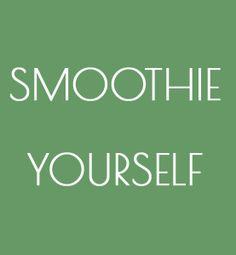 Ein Smoothie kann gerne mal als Vitaminpusher getrunken werden. Besser als die industrielle Variante ist jedoch ein selbst gemixter Smoothie. Erlaubt ist dabei was schmeckt. Schon mal die Kombination Orange-Banane-Traube probiert?