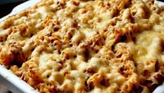 Rijst met kip en chorizo - Lovemyfood.nl Spatzle, Goulash, Meat Lovers, Weight Watchers Meals, Chorizo, I Foods, Macaroni And Cheese, Slow Cooker, Vegan Recipes