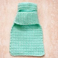 Keep your doggie warm on wintry walks with some crocheted dog sweaters. This sweater pattern is basically a large rectangle with a belly flap and a neck loop. The project requires basic knowledge of crochet and uses just the chain and single crochet stitch. This sweater is for a small dog, but the pattern can be altered for larger dogs by making...