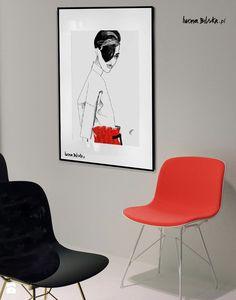 grafika, obraz - zdjęcie od Iwona Bilska 2 - Hol / Przedpokój - Iwona Bilska 2