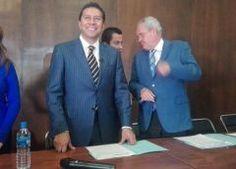 Juan Rodolfo Sánchez Gómez solicitó candidatura panista a la gubernatura de Edomex