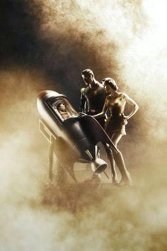 Kal El leaving from Krypton