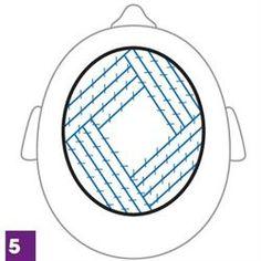 New foil pattern I'd love to do someday!