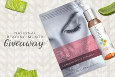 Lexli Skin Care Book & bottle of Lexli Cleansing Lotion. (5... IFTTT reddit giveaways freebies contests