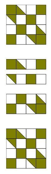 52 Weeks of Quilt Pattern Block is 52 Weeks - Week 6