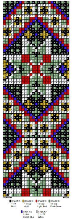 Bunad, Smykker, vev & rosemaling. Mønster m.m Loom Bracelet Patterns, Bead Loom Patterns, Peyote Patterns, Weaving Patterns, Loom Bracelets, Mosaic Patterns, Stitch Patterns, Native American Patterns, Inkle Weaving