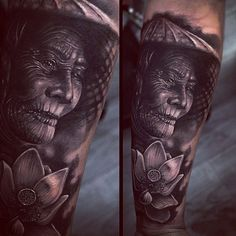Done by Mumia, tattoo artist from Portugal. He's currently tattooing in Denmark TattooStage.com - Rate & Review your tattoo artist and his studio. #tattoo #tattoos #ink