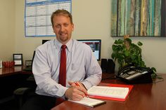 Mike Barrett believes he is in the position he is in today as a result of his #IWU education.