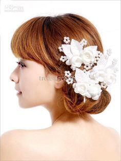 wedding headdress - Google Search
