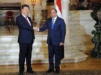 Além d'Arena: China, Egito e novo alinhamento no Oriente Médio