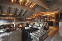 Courchevel 1850 project by Earlcrown. Ski-resort of Courchevel, France 02