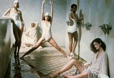Deborah Tuberville, Vogue US, mai 1975