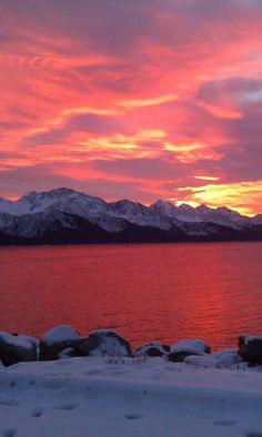 Seward, Alaska... ~Stunning~