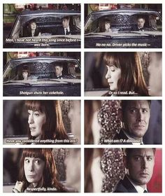 Deleted scene from Supernatural. WHY WAS IT NOT IN THE SHOW!!