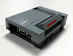 Use LEGO to build a LEGO NES Classic case for your Raspberry Pi. Build your own Nintendo retro gaming console out of plastic bricks.