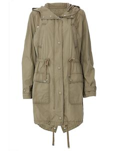 Unlined Parka | Hudson's Bay