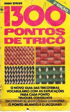 1300 PONTOS DE TRICÔ - Angela - Álbuns da web do Picasa