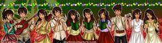 Hetalia : Karoling by spogunasya.deviantart.com on @deviantART