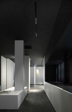 Kreon showroom Parijs _ by architect Minus _