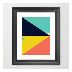 Secret Surf Map — Matthew Korbel-bowers  Framed Art Print ($35) ❤ liked on Polyvore featuring home, home decor, wall art, framed art prints, acrylic wall art, abstract wall art, framed abstract wall art, black wall art and landscape wall art
