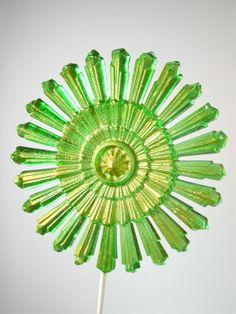 Pinwheel Lollipops   Atomic Starburst Art by andiespecialtysweets, 144.00