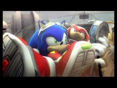 Sonic Riders Zero Gravity (Wii) Hero Story Cutscene 1 Opening - YouTube