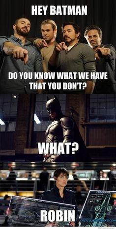 How I Met Your Avengers :)