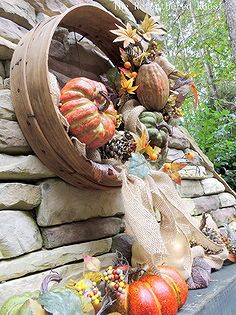 a grain sieve fall wreath, crafts, seasonal holiday d cor, wreaths