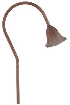 Malibu 8308-9109-01 18 Watt Tulip Lightm, Aged Brass by Malibu. $27.97. From the Manufacturer                Malibu's elegant and artistic line of walk lights provides the ultimate outdoor living experience for your home. Illuminate your driveway, pathway, beds and more while providing safety and security.