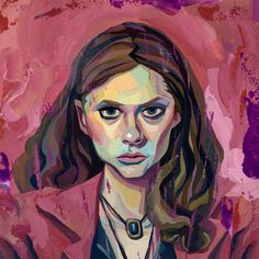 Scarlet Witch from 'Avengers Age of Ultron' - Rich Pellegrino