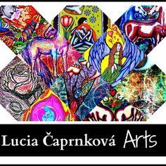 Lucia Čaprnková Arts on Instagram
