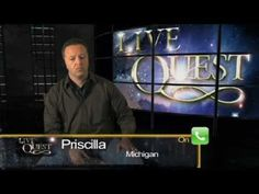 LiveQuest October 28, 2009 - Part 4 - John Edward