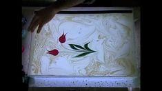 Ebru Yapımında Tekne ve Boya Ayarları - İbrahim Sami Özen