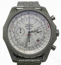 Watchdeal KG - Bentley Motors A25363 Speedbd.wie neu, Bj 2003 mit Box   Pap. -