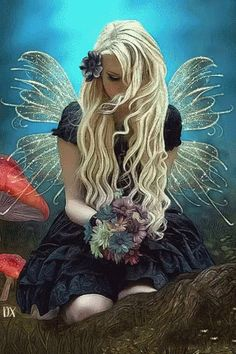 The perfect Love Animated GIF for your conversation. Discover and Share the best GIFs on Tenor. Fairy Pictures, Angel Pictures, Fantasy Pictures, Beautiful Gif, Beautiful Fairies, Fantasy World, Fantasy Art, Fantasy Fairies, Gif Bonito
