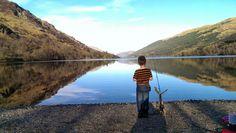Loch voil balquidder scotland