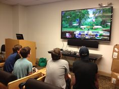 My first RA program was pretty successful! I kept it simple and did Video Games and Cookies. I just set up a Nintendo 64 with Mario Kart and had some board games in the community center and baked cookies while everyone played and talked. Had about 20 residents out of 56. - RA life