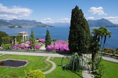 Jardin d'Isola Bella - Lac Majeur