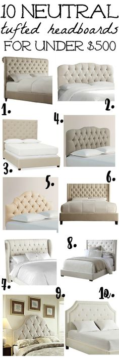 10 neutral tufted he