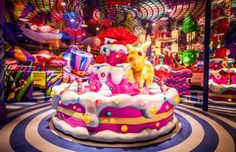 New School Cute: Inside The Kawaii Monster Cafe in Harajuku | MATCHA - Japan Travel Web Magazine