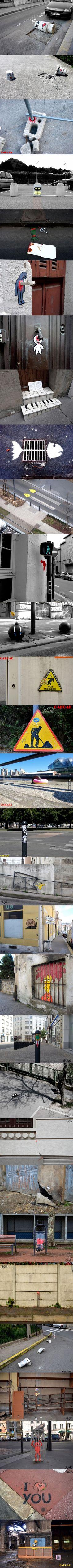 Creative and Funny Street Art