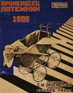 Alexander Rodchenko Maquette for the poster for the film 'Battleship Potemkin', by Sergei Eisenstein