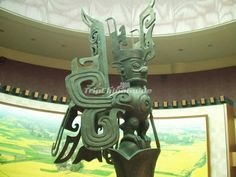 sanxingdui bronzes - Google Search