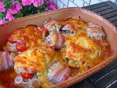 A rakott szelethúsok a legfinomabb és legmutatósabb komfort ételek. Az, hogy egyszerű az...
