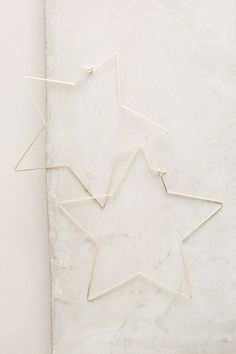 Shop the Gilded Star Hoops and more Anthropologie at Anthropologie today. Read customer reviews, discover product details and more.